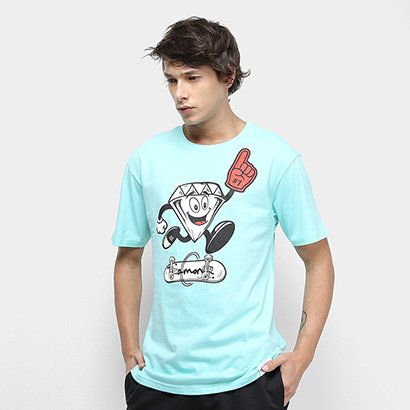 Camiseta Diamond Number 1 Masculina