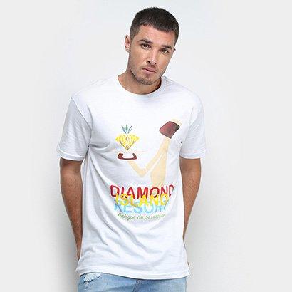 Camiseta Diamond Resort Masculina