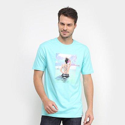 Camiseta Diamond Waist Deep Masculina