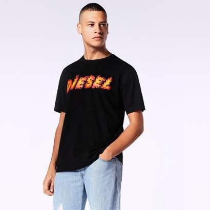 Camiseta Diesel T-JUST-SH Masculina