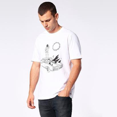 Camiseta Diesel T-JUST-SJ Masculina