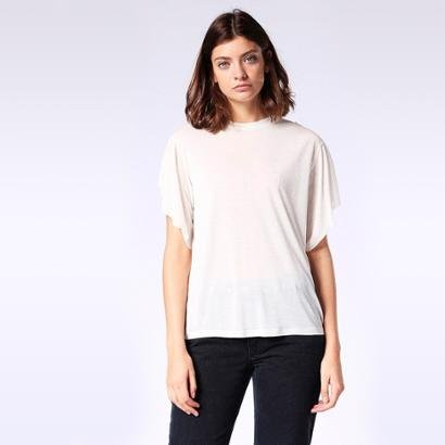 Camiseta Diesel T-Peta-B Feminina-Feminino