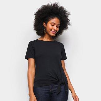 Camiseta Dooplex Amarração Feminina
