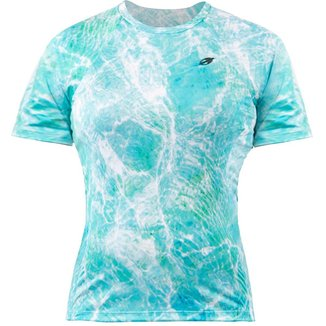 Camiseta Dry Smart 1a uv Mormaii Feminina