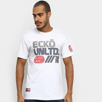 Camiseta Ecko Básica Estampada E940A Masculina