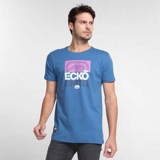 Camiseta Ecko Básica Masculina