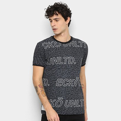 Camiseta Ecko Especial Masculina