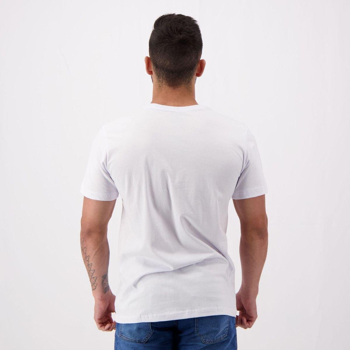 Camiseta Ecko Infamous Masculina - Branco