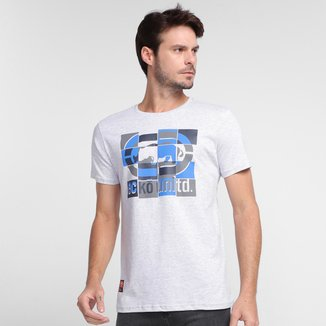 Camiseta Ecko Mosaic Masculina