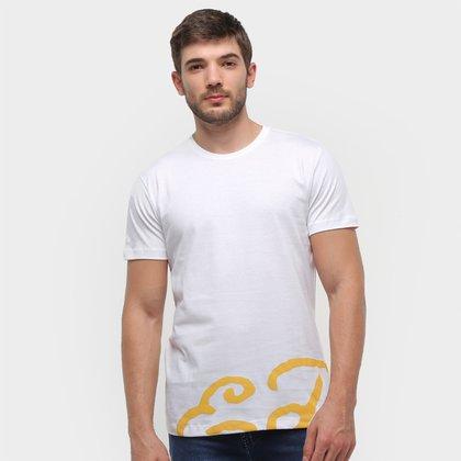 Camiseta Ed Hardy Signature Masculina