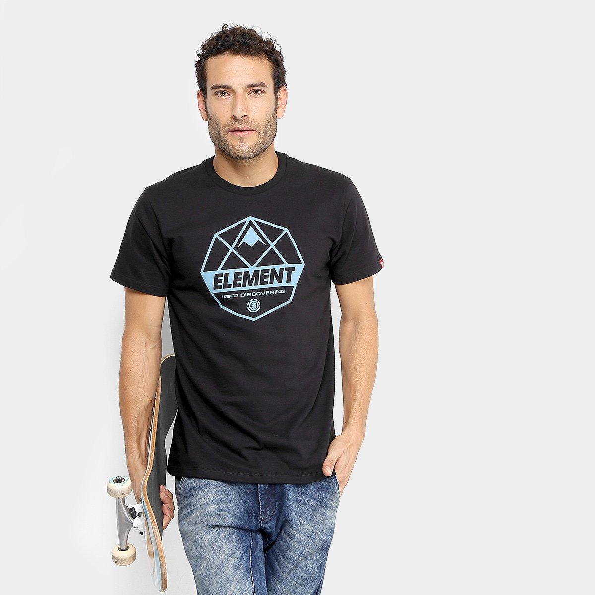 Camiseta Element Dome Masculina - Compre Agora  c8787d9954e