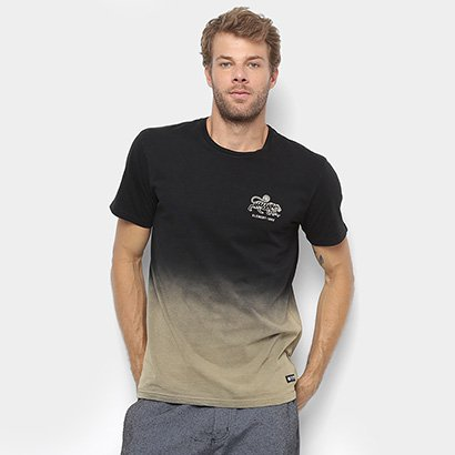 Camiseta Element Nature Dyed Masculina