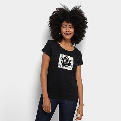 Camiseta Element Oasis - Feminina-Feminino