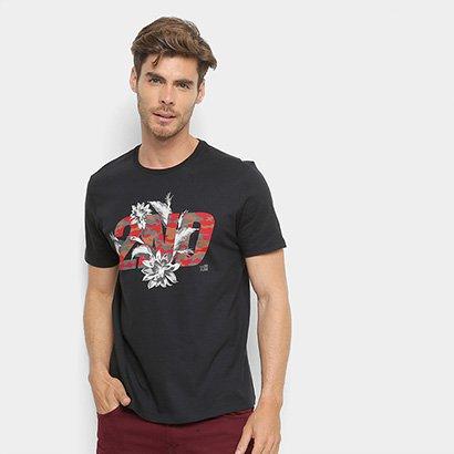 Camiseta Ellus 2nd Floor Basic Masculina