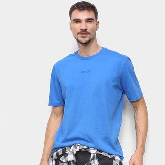 Camiseta Ellus 2nd Floor Lisa Básica Masculina