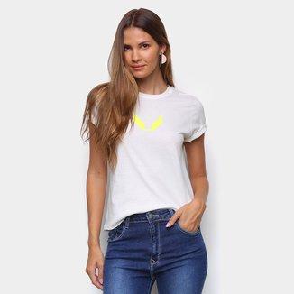 Camiseta Ellus Asas Feminina