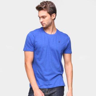 Camiseta Ellus Básica Lisa Masculina