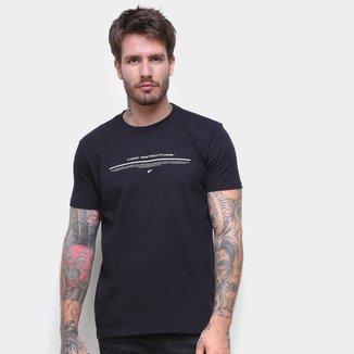 Camiseta Ellus Care Instructions Masculina