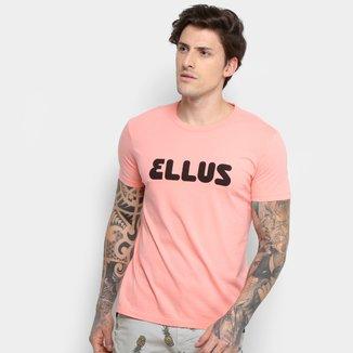 Camiseta Ellus Classic Manga Curta Masculina