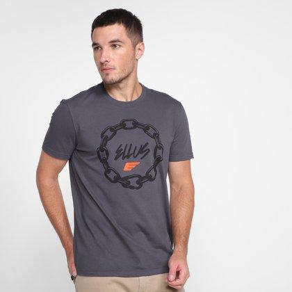 Camiseta Ellus Corrente Masculina
