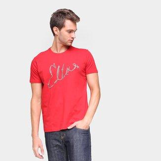Camiseta Ellus Estampada Masculina