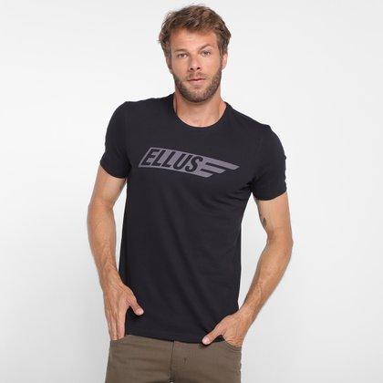 Camiseta Ellus Italic Sport Masculina