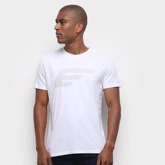 Camiseta Ellus Logo Asa Masculina