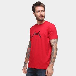 Camiseta Ellus Rock Masculina