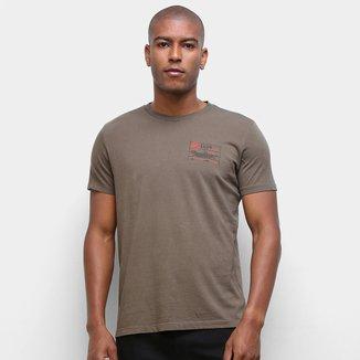 Camiseta Ellus Vintage Tag Masculina