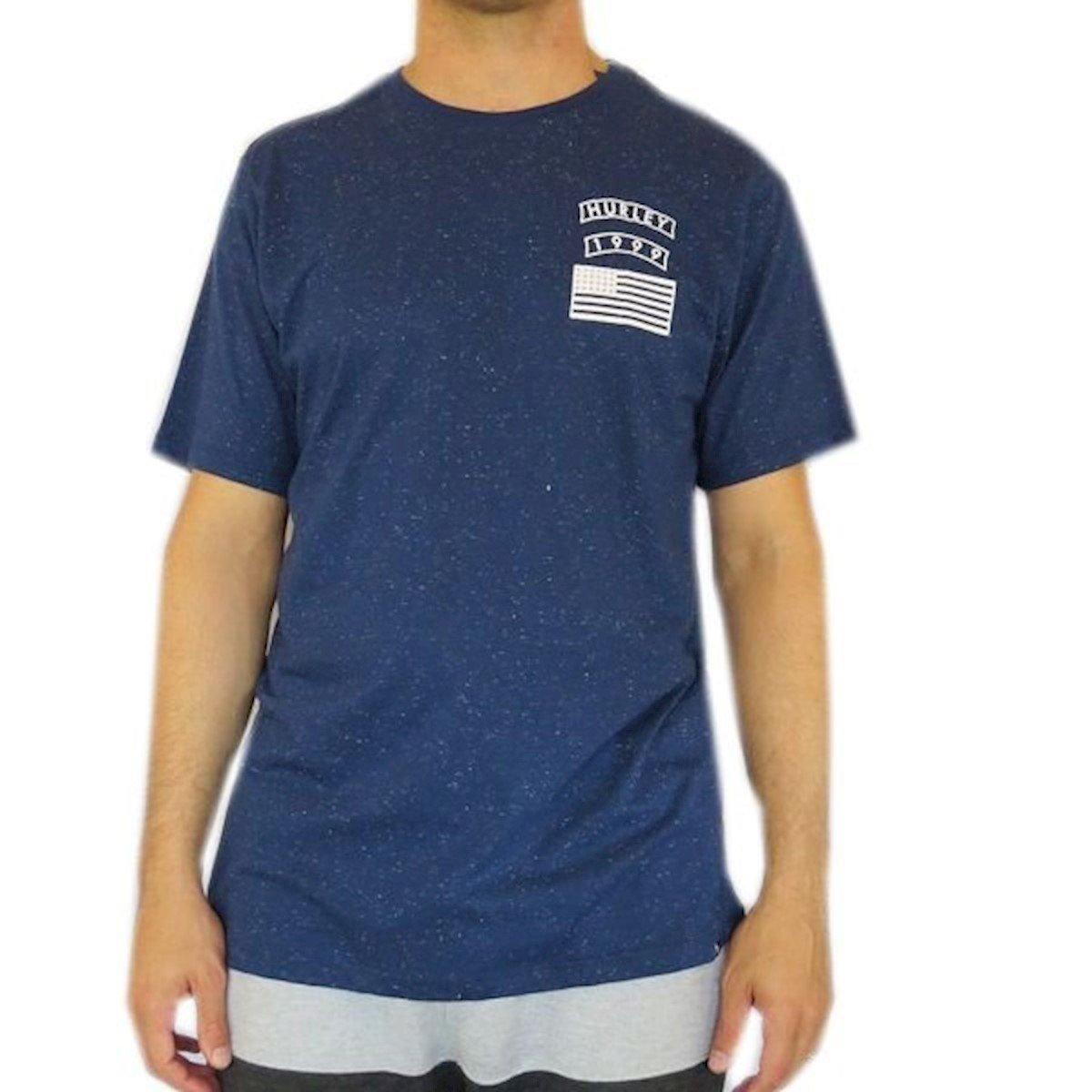 Camiseta Especial Hurley Masculina - Compre Agora  2589abaeaff