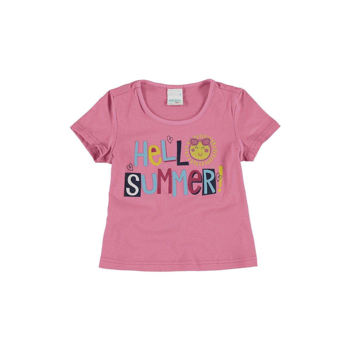 Camiseta estampada infantil - Compre Agora  809ef1f39f9