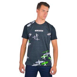 Camiseta Estilosa Masculina Mormaii Praia Surf Masculina