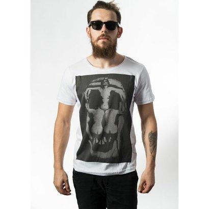 Camiseta Estonada Skull Lab Skull Corps