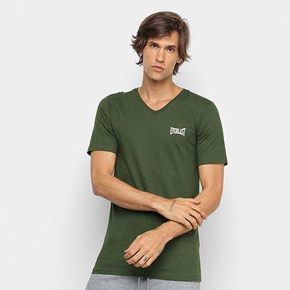 Camiseta Everlast Básica Masculina