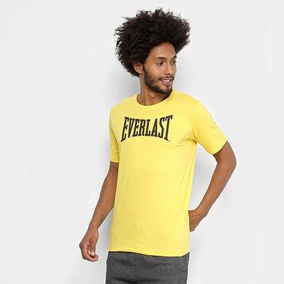 Camiseta Everlast Logo Masculina
