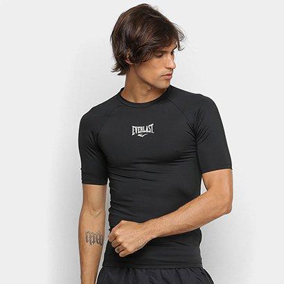 Camiseta Everlast Rashguard Masculina