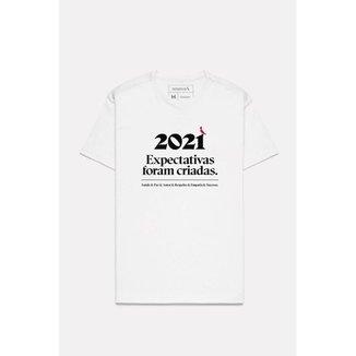 CAMISETA EXPECTATIVAS 2021 RESERVA