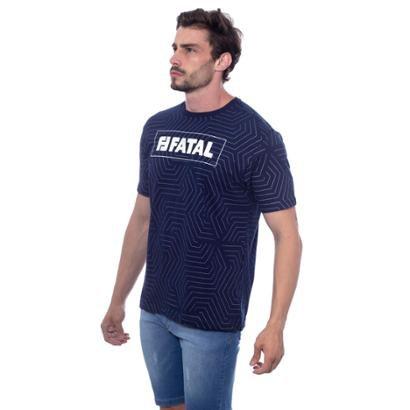 Camiseta Fatal Especial Masculina
