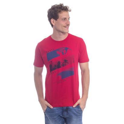 Camiseta Fatal Estampada Masculino