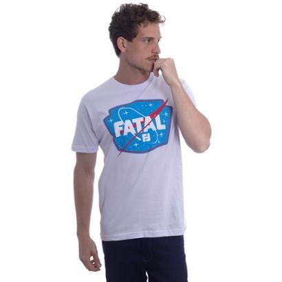 Camiseta Fatal Estanpada Masculino