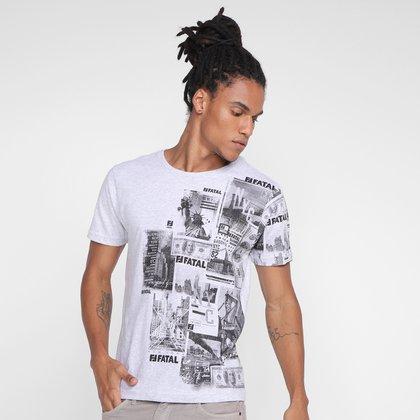 Camiseta Fatal NYC Masculina