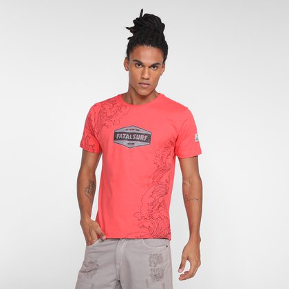 Camiseta Fatal See You Masculina