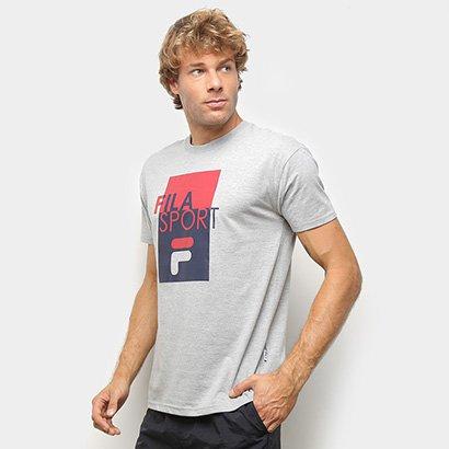 Camiseta Fila Acqua Sport Masculina