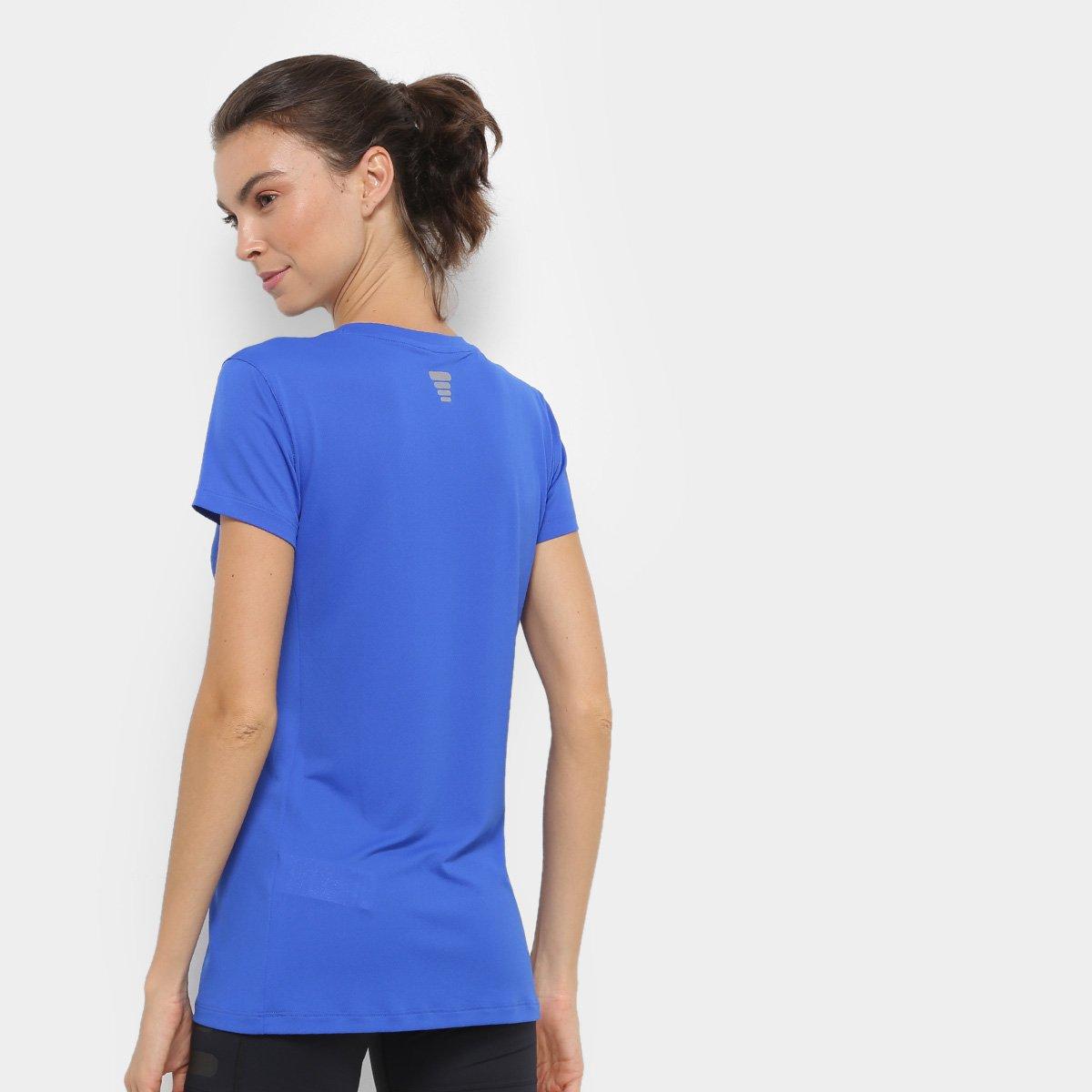 Camiseta Fila Basic Light 2 Feminina - Azul Royal - Compre Agora ... 94e8ba8193055