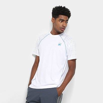 Camiseta Fila Cinci Square Masculina