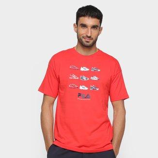 Camiseta Fila Disruptor II Masculina