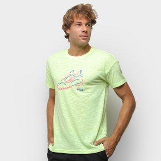 Camiseta Fila Disruptor Masculina