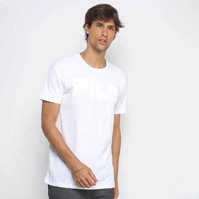 Camiseta Fila Estampada Masculina