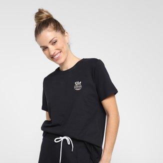 Camiseta Fila Mondo Feminina
