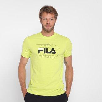 Camiseta Fila Pass Masculina